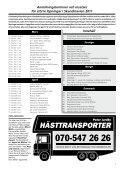 Skandinavisk Galopp/Kalendern nr 7/2011 - Øvrevoll Galoppbane - Page 7