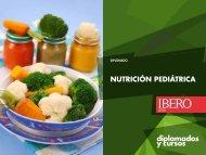 NUTRICIÓN PEDIÁTRICA - Universidad Iberoamericana León