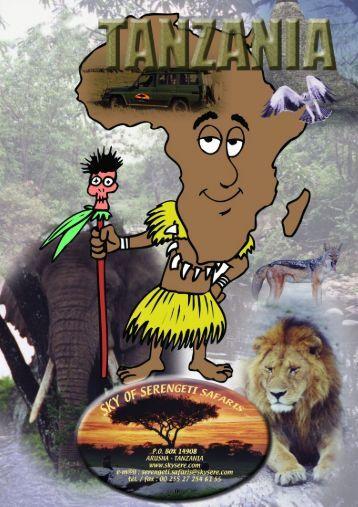 Download our Brochure - Sky of Serengeti Safaris Ltd