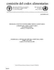 ALINORM 01/25 PROGRAMA CONJUNTO FAO/OMS SOBRE ...