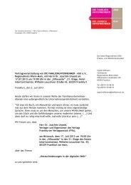 ASU eV, Regionalkreis Rhein-Main, mit Herrn Dr. Joachim Unseld ...