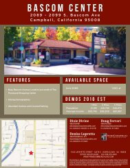 BASCOM CENTER - Prime Commercial, Inc