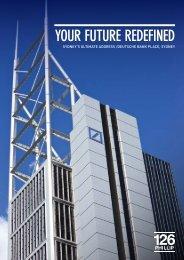 yOUR FUTURE REDEFINED - Investa