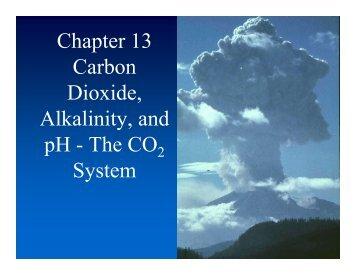 Chap 13carbondioxide..