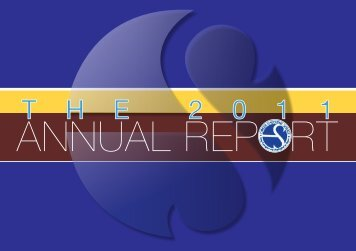 Annual Report FY 2011 - It works!