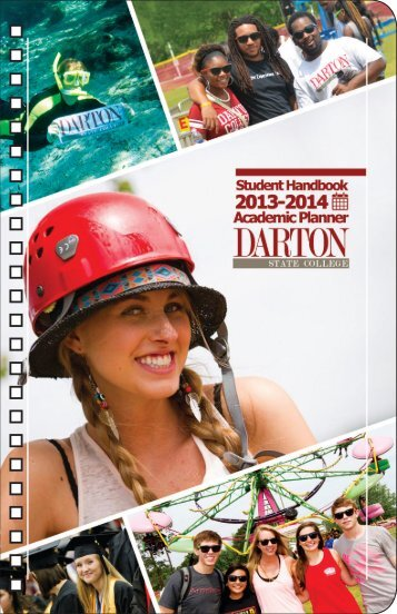 2013-2014 Student Handbook - PDF - Darton College