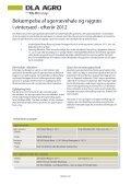 Ukrudtsbekæmpelse i vintersæd - efterår 2012 - NSCORN - Page 3