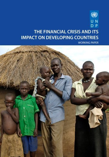 the financial crisis and its impact on developing countries