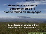 Powerpoint de Galapagos - National Marine Sanctuaries