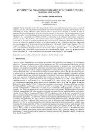 PAPER TITLE (UP TO 6 INCHES IN WIDTH AND CENTERED, - Inpe