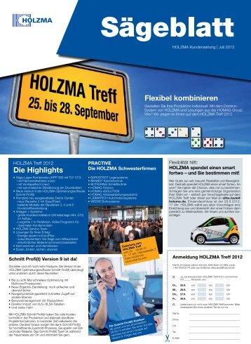 HOLZMA Treff - HOMAG Group