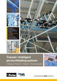 Transair: Intelligent persluchtleiding systeem
