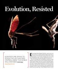 Evolution, Resisted - eliedolgin.com