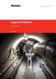 Sugarloaf Pipeline, VIC - Humes