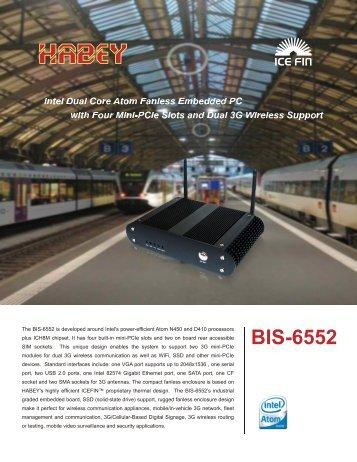 BIS-6552 - Habey USA