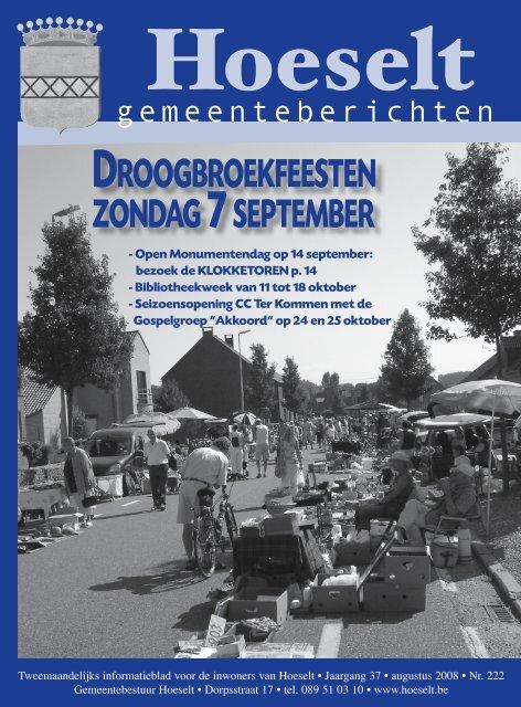 augustus - Hoeselt.Be