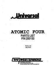 200150 Rev. 92 Atomic 4 Parts List.pdf - Westerbeke