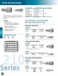 Aro - Hansen Pneumatic Couplings - Chester Paul Company - Page 6