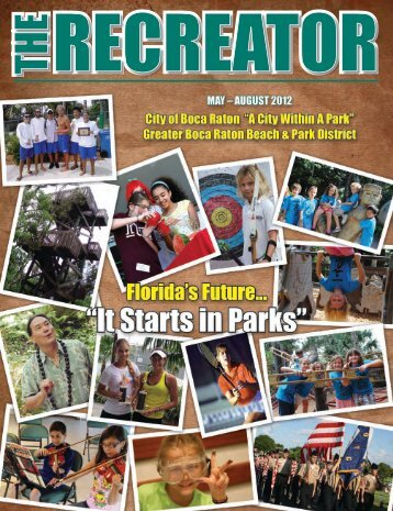 The Recreator (PDF version) - City of Boca Raton