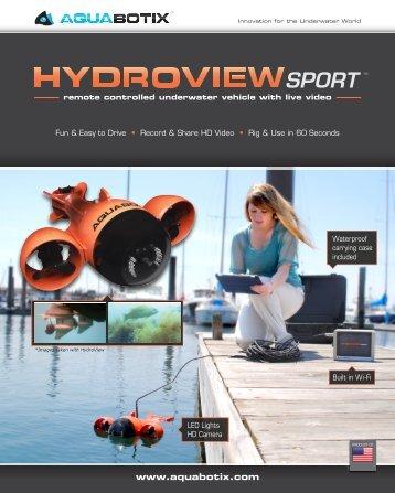 Aquabotix Hydroview - 5 Alarm Fire and Safety Equipment