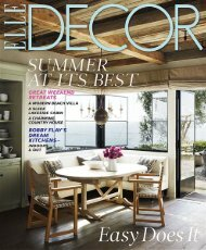 Elle Decor July August 2013