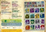 tirreno festival - Eventi e sagre