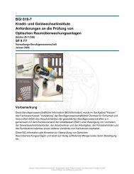 BGI 819-7 Kredit - beim Carl Heymanns Verlag