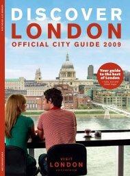 City Guide.indd - London & Partners - Visit London