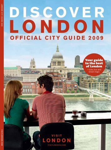 City Guide.indd - London & Partners - Visit London