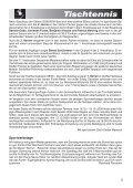 Ein großes Ereignis wirft seinen Schatten voraus! - TSV Fichte ... - Page 5