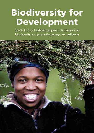 Biodiversity for Development - IUCN