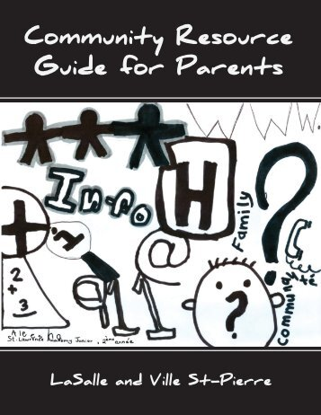 Community Resource Guide for Parents - Allion Elementary School