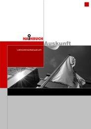 Download Lieferantenselbstauskunft - Hainbuch GmbH