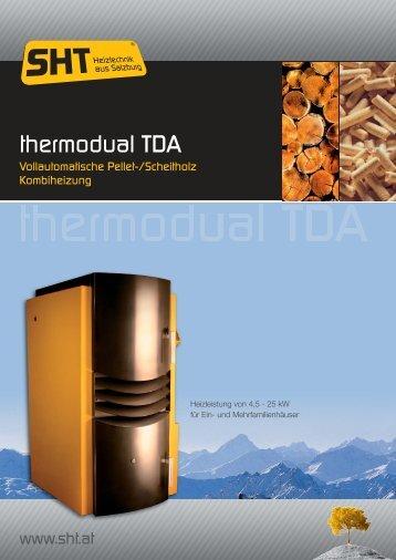 Datenblatt thermodual TDA (pdf, 492 KB) - Innotec Energies