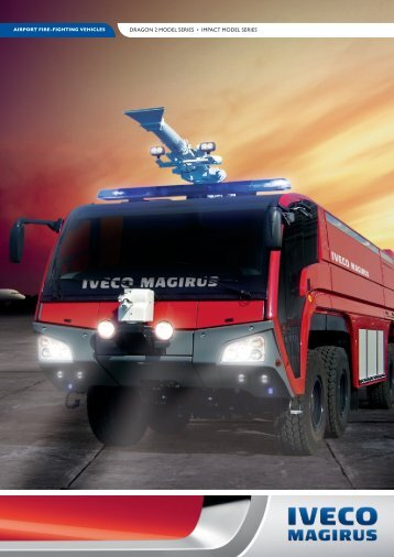 dragon 2 model series • impact model series - IVECO Magirus