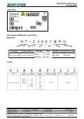 Description of Part No - Welt Electronic - Page 4