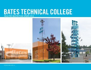 Facilities Master Plan DRAFT - Bates Technical College