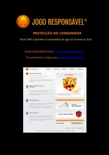ESPANHA: Regulamentacao dos Jogos de Fortuna ... - Jogo Remoto