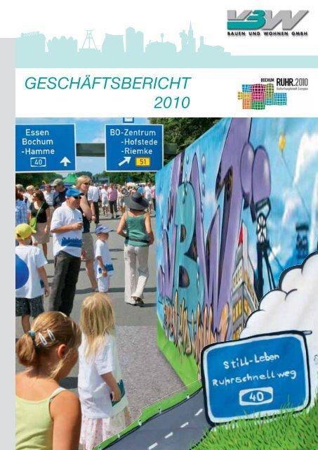 bericht des aufsichtsrates - VBW Bauen und Wohnen GMBH