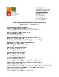 Bundesgeschäftsstelle - Deutsches Kuratorium für Therapeutisches ...
