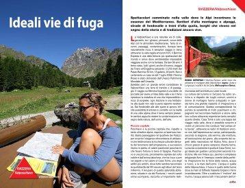 Svizzera - Ideali vie di fuga - Enrico Caracciolo