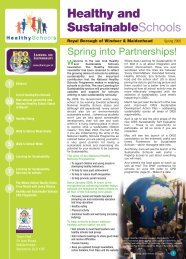 Healthy Schools news - Bhps.org.uk