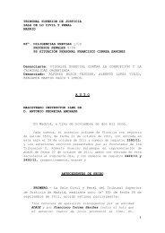 1 TRIBUNAL SUPERIOR DE JUSTICIA SALA DE LO CIVIL ... - El País