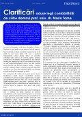 Pro Domo iulie 2011 - C.E.C.C.A.R. – Filiala Brasov - Page 4