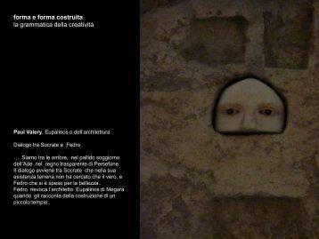 IV.b lezione_Franciosini.Architettura e costruzione. - Luigifranciosini ...