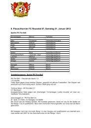 Turnierbericht_Halle_2012 - PK Fireball