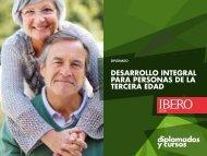 desarrollo integral para personas de la tercera edad - Universidad ...