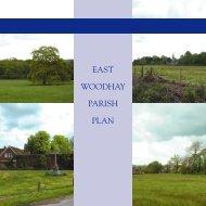 east woodhay parish plan - Basingstoke and Deane Borough Council