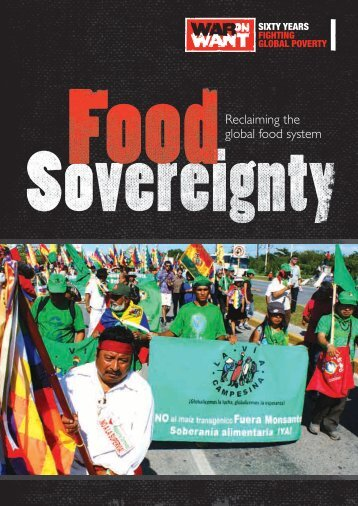 Reclaiming the global food system - Countercurrents.org