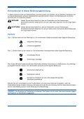 ANLEITUNG BEDIENUNGS- - Utax - Page 4
